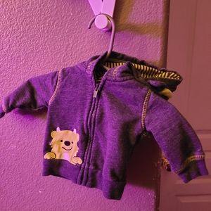 Newborn Monster hoodie